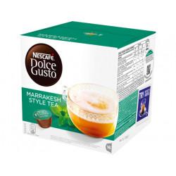 Te dolce gusto marrakesh monodosis caja de 16 unidades