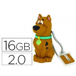 Memoria usb emtec flash 16 gb 20 scooby doo