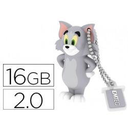 Memoria usb emtec flash 16 gb 20 tom