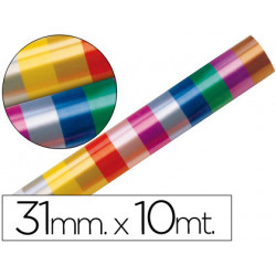 Cinta fantasia 10 mt x 31 mm surtido