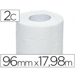 Papel higienico olimpic 2 capas963mm ancho x 1798m largo paquete de 4 ro