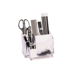 Organizador p950st transparente con accesorios