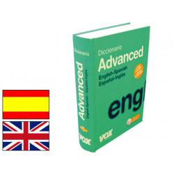 Diccionario vox advanced ingles españolespañol ingles