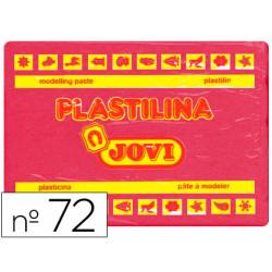 Plastilina jovi 72 rubi unidad tamaño grande