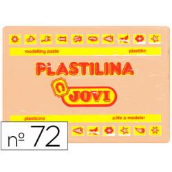 Plastilina jovi 72 carne unidad tamaño grande