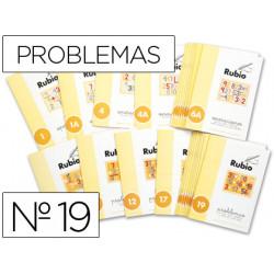 Cuaderno rubio problemas nº 19