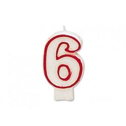 Vela numero 6
