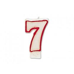 Vela numero 7