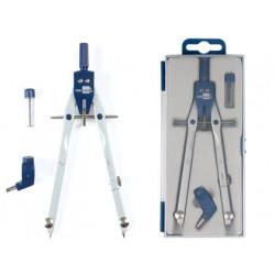 Compas liderpapel micrometrico con adaptador