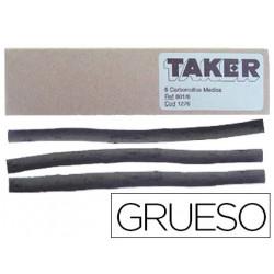 Carboncillo taker grueso 801/3 caja de 3 barras