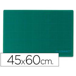 Plancha para corte qconnect tamaño 450x600 mm a2 verde