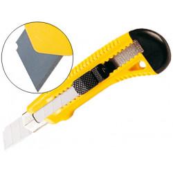 Cuter qconnect 68bc con protector metalico de cuchilla ancha