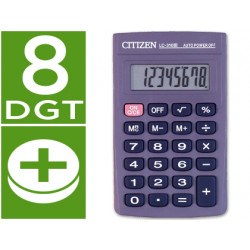 Calculadora citizen bolsillo lc310 ii 8 digitos