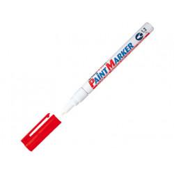 Rotulador artline marcador permanente ek440 xf rojo punta redonda 12 mm