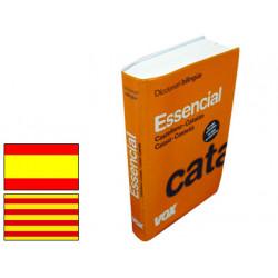 Diccionario vox esencial catalan castellano