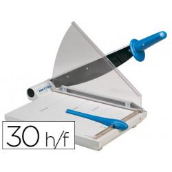 Cizalla kobra 360a din a4 sistema de corte palanca con guillotin de hoja