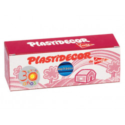 Lapices plastidecor unicolor carne27 caja con 25 lapices
