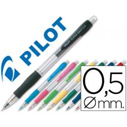 Portaminas pilot super grip 05 mm unidad