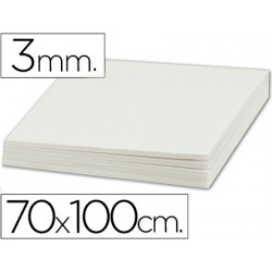 Carton pluma liderpapel doble cara 70x100 espesor 3 mm