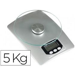 Pesacartas oficina qconnect electronico 5000 gr