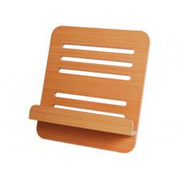 Atril sujetalibros madera l88 230x270x30 mm