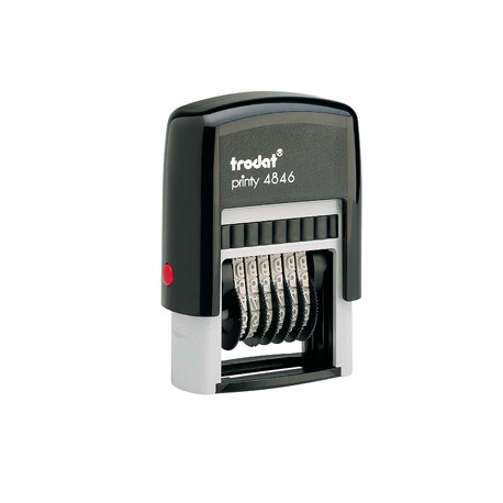 Numerador automatico framun 4 mm