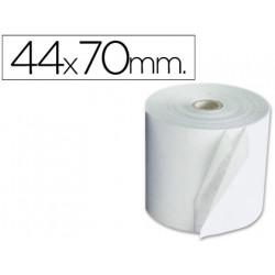 Rollo sumadora electro 44 mm ancho x 70 mm diametro