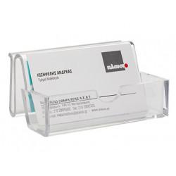 Portatarjetas de visita qconnect metacrilato ref5770