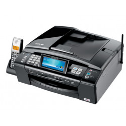 Equipo multifuncion brother mfc990c 27/22ppm cl/ne usb 2 copiadora escaner