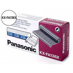 Repuesto para fax panasonic kxf1810/f1820 2x100 m
