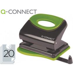 Taladrador qconnect kf00995 metalico con empuñadura de caucho capacidad 20