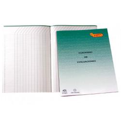 Cuaderno de evaluaciones jovi din a4 44 paginas de 70 g