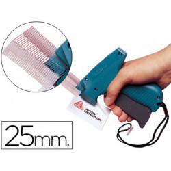 Recambio de navetes avery para pistola sujeta etiquetas 25 mm