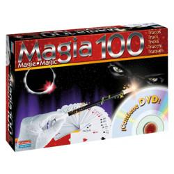 Juego de mesa falomir magia 100 trucos