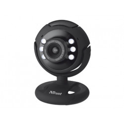 Camara web trust spotlight pro res 1280x1024 usb 2o microfono integrado