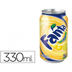 Refresco fanta limon lata 330ml