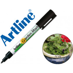 Rotulador artline marcador permanente ek780 negro punta redonda 08 mm en