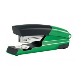 Grapadora petrus mod 635 wow verde metalizada capacidad 30 hojas