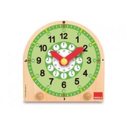 Reloj diset escolar