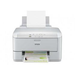 Impresora epson workforce pro wpm4015 dn hasta 26 ppm negro 64 mb usb 20