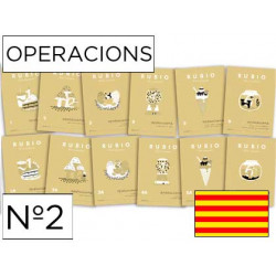 Cuaderno rubio operacions nº2 catalan