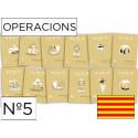 Cuaderno rubio operacions nº5 catalan