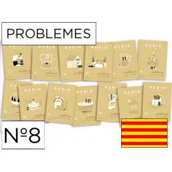 Cuaderno rubio problemes nº8 catalan