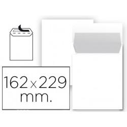 Sobre liderpapel bolsa n 16 blanco c5 162x229 mm tira de silicona paquete d