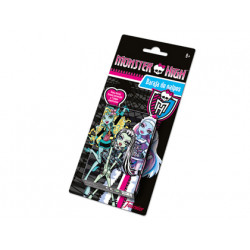 Baraja fuornier fantasia monster high 2013