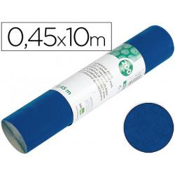 Rollo adhesivo liderpapel especial ante azul rollo de 045 x 10 mt