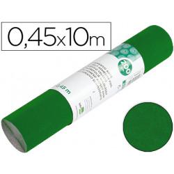 Rollo adhesivo liderpapel especial ante verde rollo de 045 x 10 mt