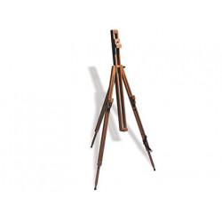 Caballete pintor reeves dorset madera plegable con patas telescopicas 905x