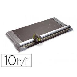 Cizalla rexel metalica smartcut a 445 pro 4 en 1 de rodillo capacidad de co