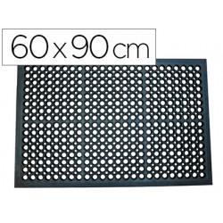 Alfombra para suelo qconnect antifatiga 600x900 mm